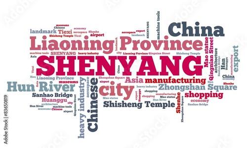 Fotografie, Obraz  Shenyang, China