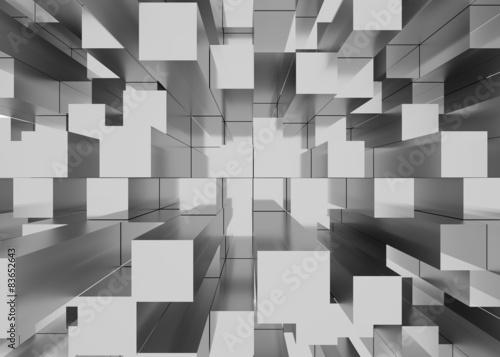 abstrakcyjny-tunel-3d