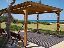 Modern Classical Beach Pergola...