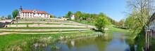 Panoramafoto Schloss Wilhelmsburg