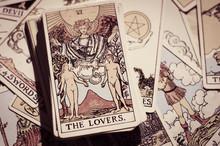 Tarot Cards - Card Of The Love...