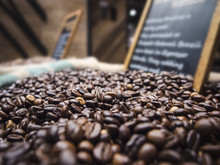 Coffee Beans For Sell With Sig...