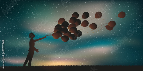 Foto  Kinderballons