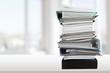 canvas print picture - File, Document, Manuscript.