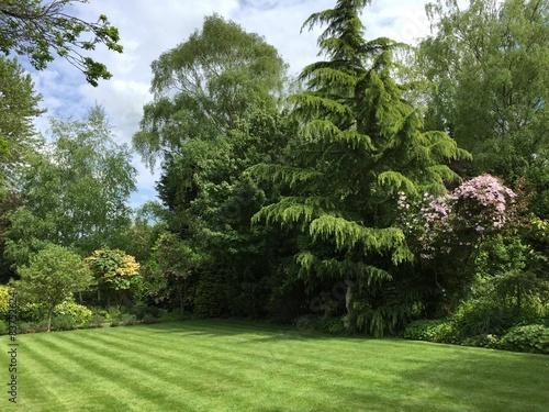 Fotografía  Well Kept Countryside Garden