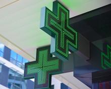 Croix Verte De Pharmacie