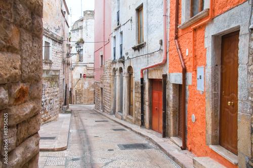 Photo Alleyway. Andria. Puglia. Italy.