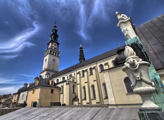 Jasna Góra - Klasztor Paulinów w Częstochowie