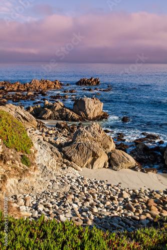 Papiers peints Cote Scenic California Coast Landscape