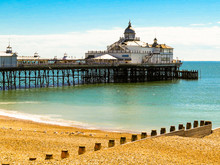 Eastbourne Pier And Beach, Eas...