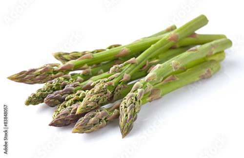 Photo Fresh asparagus