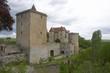 Château de Couches en Bourgogne France