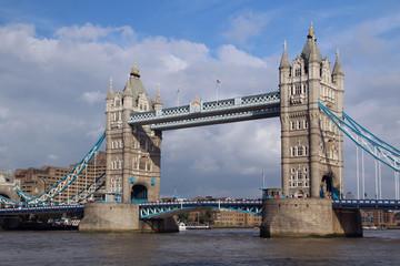 Fototapeta na wymiar Tower bridge, London