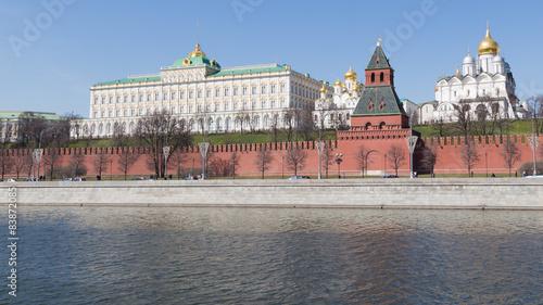 Moscow Kremlin © andreev-studio.ru