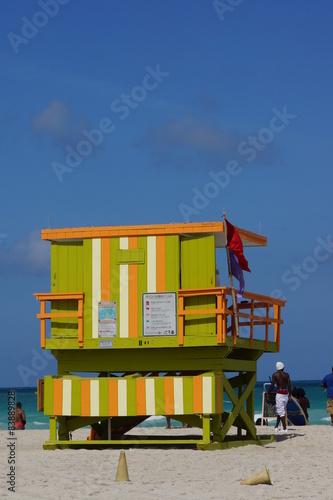 Papiers peints Amérique du Sud South Beach
