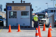 Harbour Border Control