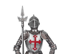 Toy Medieval Knight