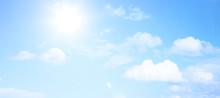 Sonne Und Wolken Panorama