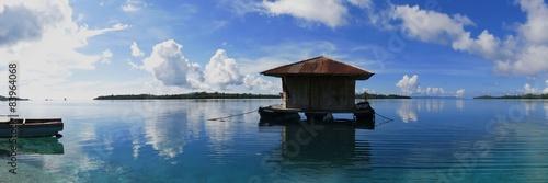 Foto op Plexiglas Indonesië guraici archipelago, Molukken, Halmahera, Indonesien