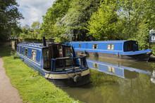 Canal Boats Narrow Boats House...