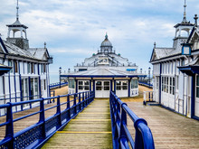 Eastbourne Pier, East Sussex England (UK)