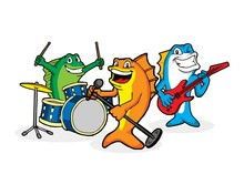 Music Group Of Fish