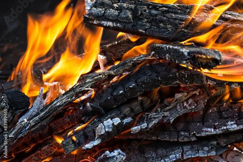 Recess Fitting Firewood texture unusual grill
