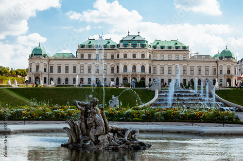 Magnificent Belvedere Palace