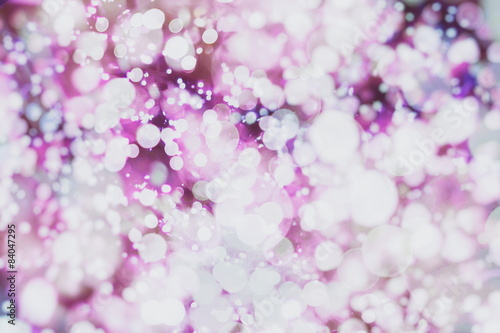 Photo Stands Spring abstract texture, light bokeh background