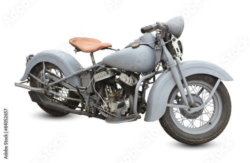 Moto américaine 39-45