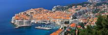 Dubrovnik City Scape