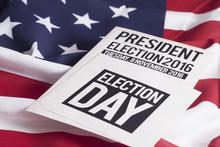Election Day 2016 Voter Registration