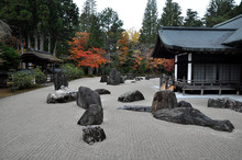 Kongobuji Temple In Koyasan (J...