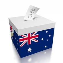 Election Concept - Vote/ Voting