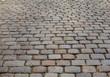 Closeup of pavement