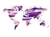 Mapamundi pescado (world map fish) - 84106873