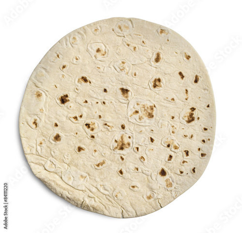 Fotografie, Obraz  Tortilla Wrap Bread.