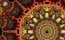 Mandala Mandelbrot Fractal Fr...
