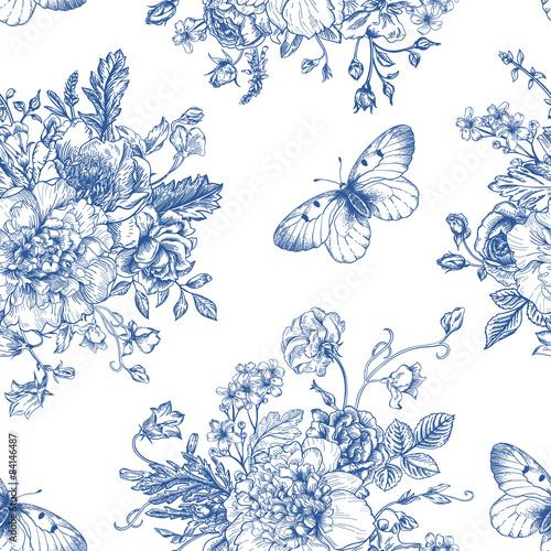 bezszwowe-wzor-kwiaty-i-motyle