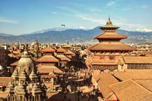 KATHMANDU, NEPAL - CIRCA DEC, ...