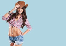 Rodeo, Cowboy, Western.