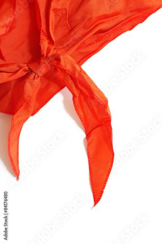 Poster Tissu pioneer scarf part of the uniform