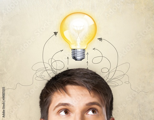 Fotografía  Idea, concepto, negocios.
