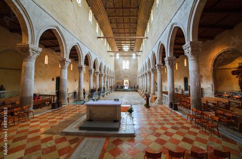Basilica di Santa Maria Assunta, Aquileia Wallpaper Mural