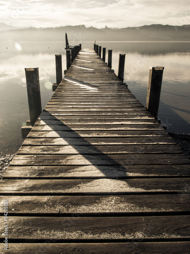 wooden jetty (236) - 84205081