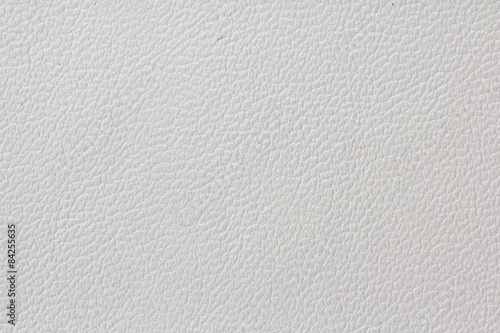 White leather texture background Canvas Print