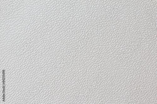 Fotografía  White leather texture background