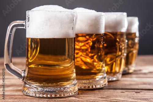 Fotografía  Jarra de cerveza
