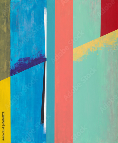 Photo  an abstract painting
