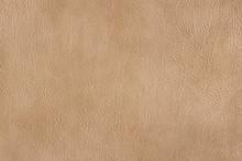 Biege Leather